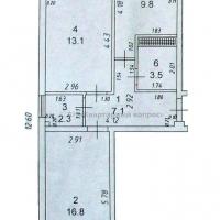 2 комнатная квартира в Анапе (видео) - 3