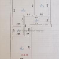 2 комнатная квартира в Анапе (видео) - 9