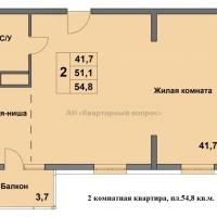 """ЖК """"Времена года"""" (2 этап строительства) - 9"""