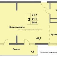 """ЖК """"Времена года"""" (2 этап строительства) - 10"""