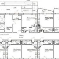 1 комнатная квартира-студия - 5