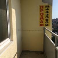 1 комнатная квартира-студия в г.Анапа (видео) - 10