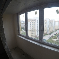1 комнатная квартира-студия - 4