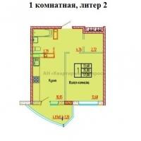 """ЖК """"Красная площадь"""" Литер 4 - 13"""