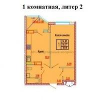 """ЖК """"Красная площадь"""" Литер 4 - 14"""