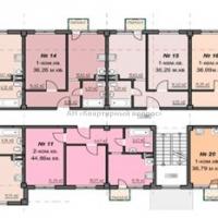 1 комнатная квартира в Витязево - 2