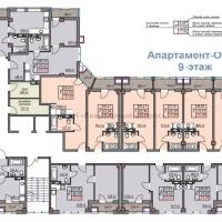 """Апартамент-отель """"У моря"""" - 17"""