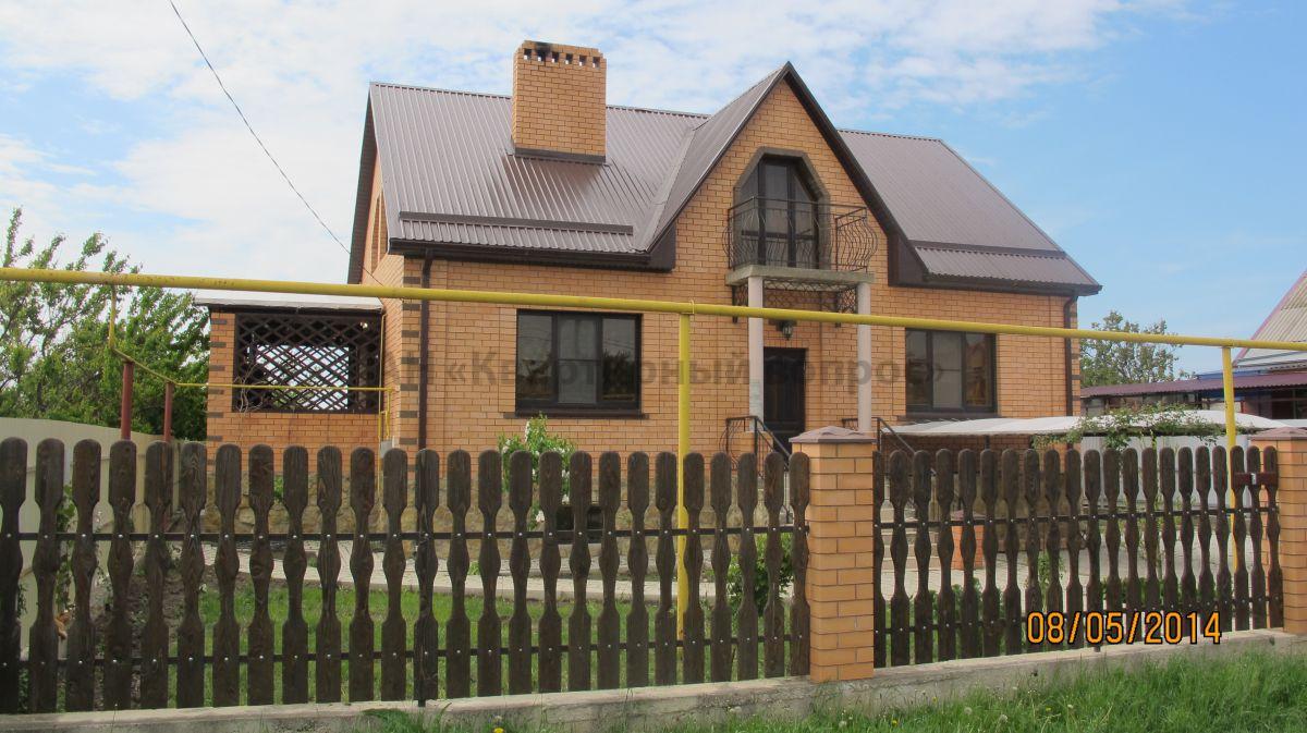 Дом в х.Красный Курган - 1
