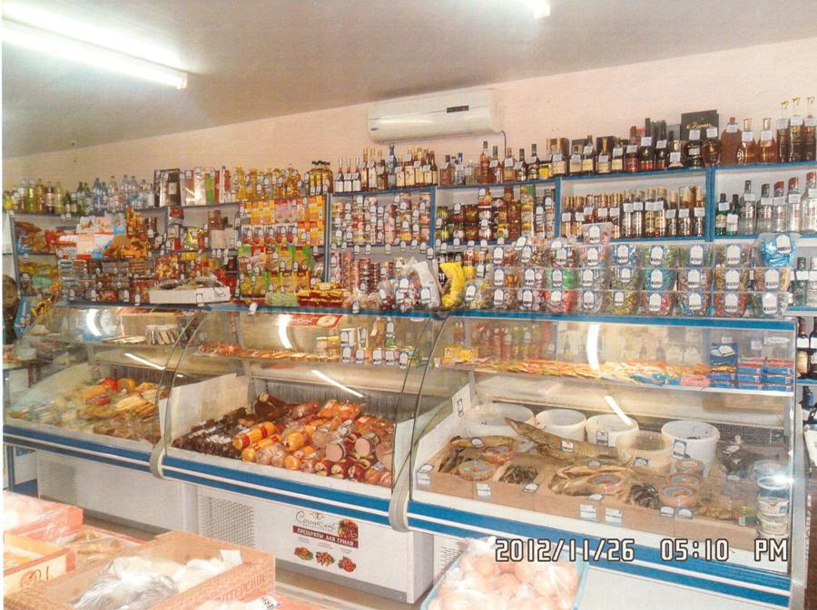 Магазин - жилой дом ст.Благовещенская - 1