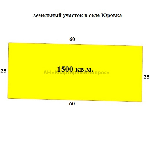 Участок в с.Юровка - 1