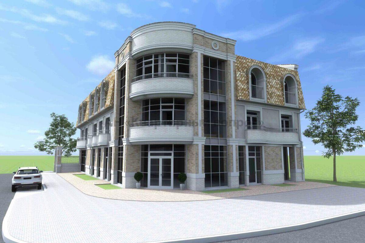 Гостиница в Витязево - 1