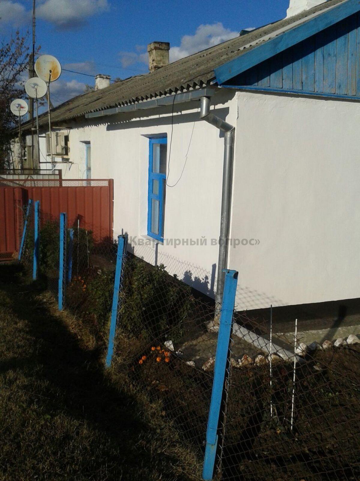 2 комнатная квартира на земельном участке в х.Уташ - 1