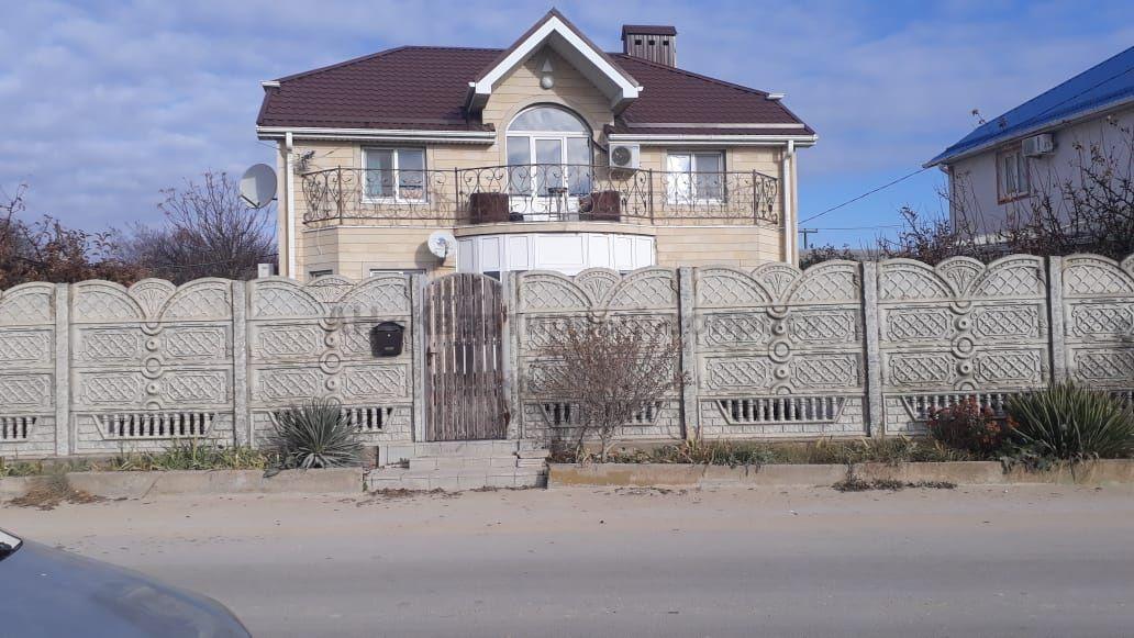 Дом в х.Чембурка - 1