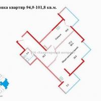 """ЖК """"Колоннада"""", сдан 01.03.2013 - 13"""