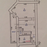 3 комнатная квартира - 11