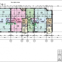 Малоэтажный жилой комплекс - 2