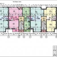 Малоэтажный жилой комплекс - 3