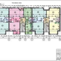 Малоэтажный жилой комплекс - 4