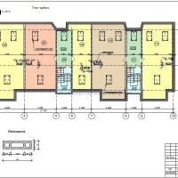 Малоэтажный жилой комплекс - 5