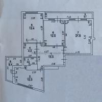 3 комнатная квартира - 28