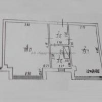 1 комнатная квартира - 20