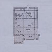 1 комнатная квартира - 18