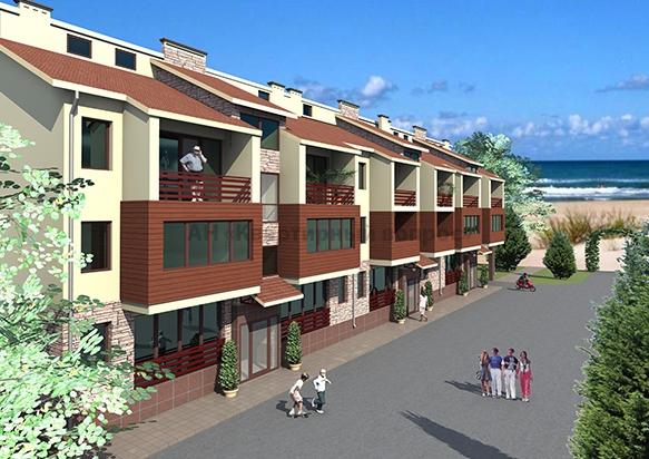 Малоэтажный жилой комплекс - 1