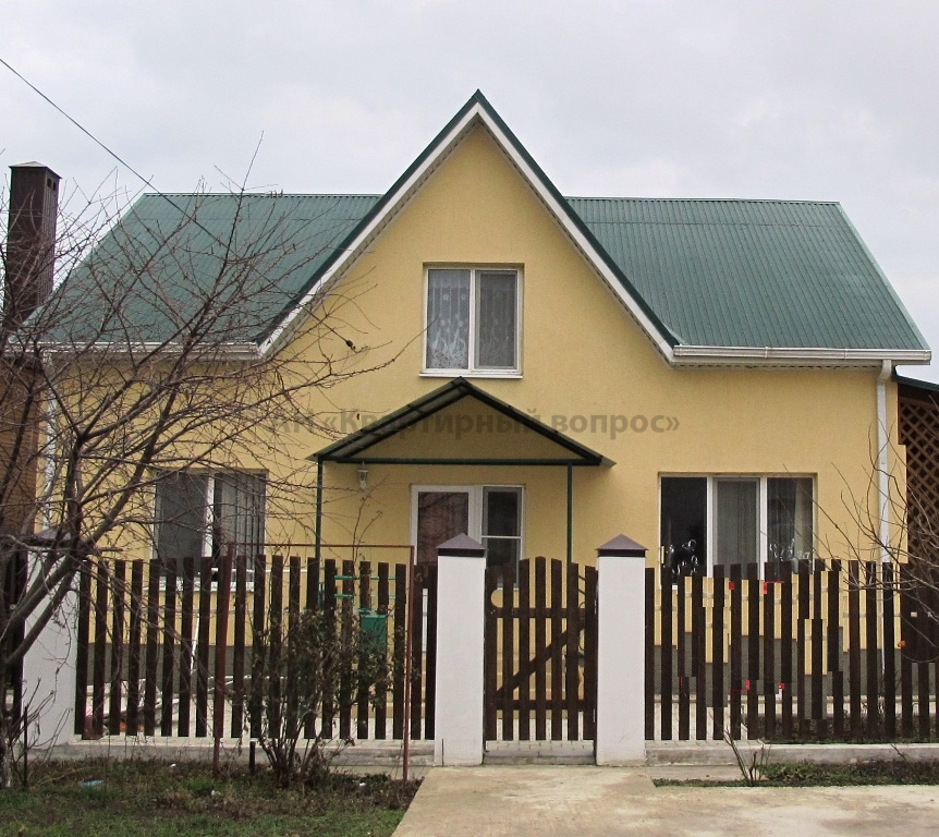 Дом Витязево - 1