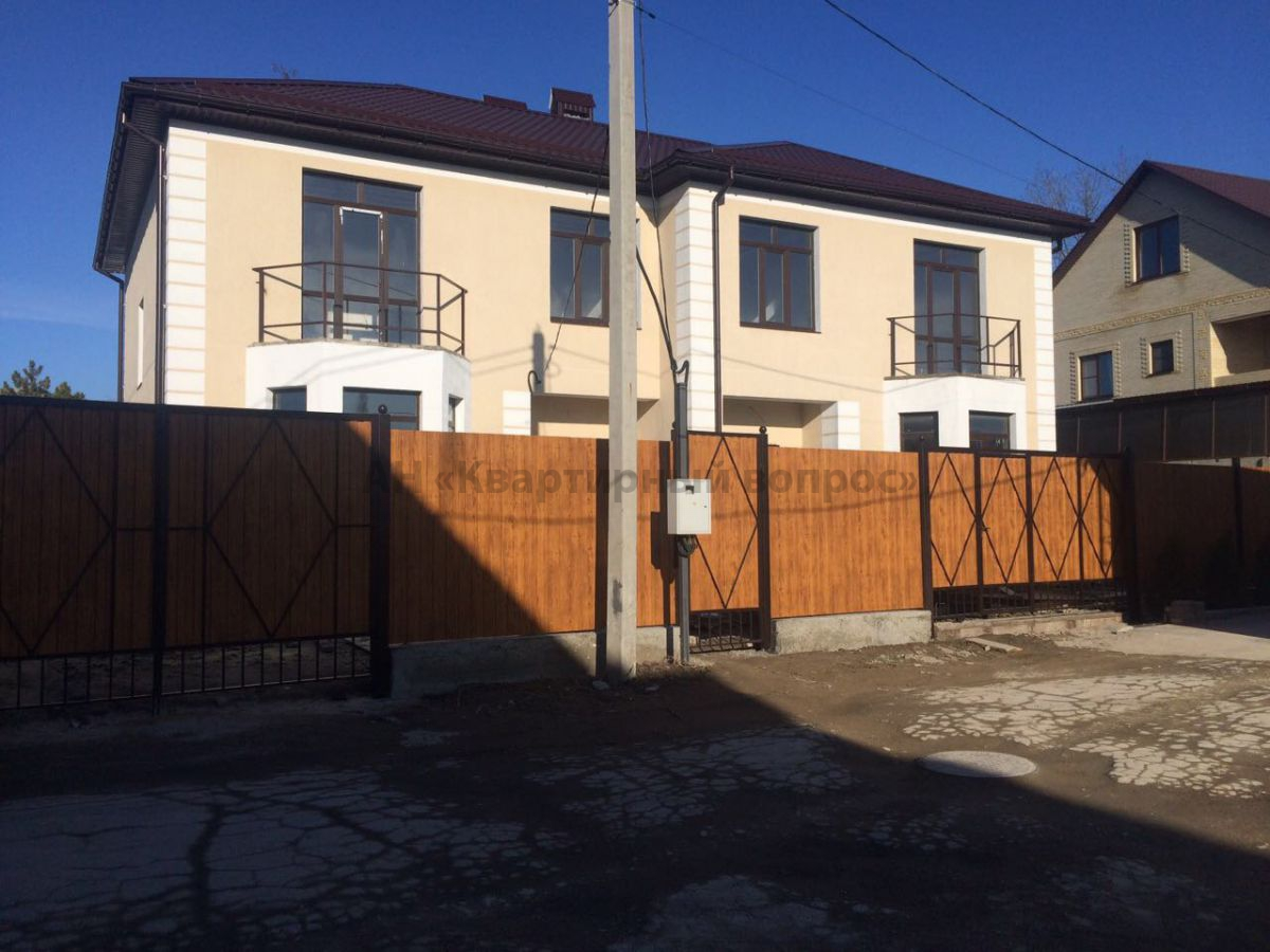 """Дом """"дуплекс"""" в ст.Анапская - 1"""